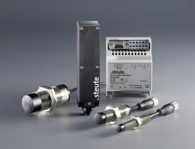 Détecteur inductif radio
